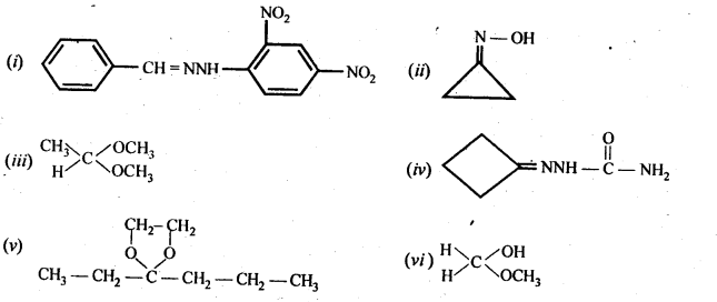 NCERT Solutions For Class 12 Chemistry Chapter 12 Aldehydes Ketones and Carboxylic Acids Exercises Q5