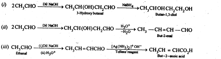 NCERT Solutions For Class 12 Chemistry Chapter 12 Aldehydes Ketones and Carboxylic Acids Exercises Q8