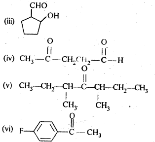 NCERT Solutions For Class 12 Chemistry Chapter 12 Aldehydes Ketones and Carboxylic Acids Intext Questions Q1.1