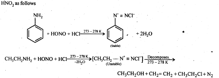 NCERT Solutions For Class 12 Chemistry Chapter 13 Amines Exercises Q13