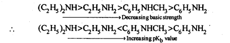 NCERT Solutions For Class 12 Chemistry Chapter 13 Amines Exercises Q4
