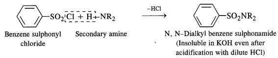 NCERT Solutions For Class 12 Chemistry Chapter 13 Amines Exercises Q6.1