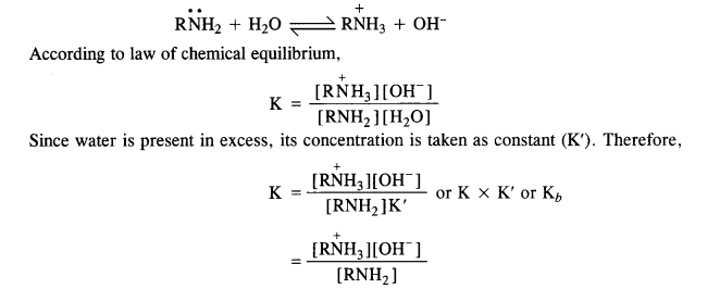 NCERT Solutions For Class 12 Chemistry Chapter 13 Amines Intext Questions Q4