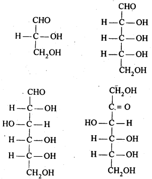NCERT Solutions For Class 12 Chemistry Chapter 14 Biomolecules Exercises Q1