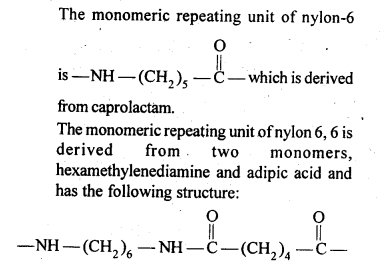 NCERT Solutions For Class 12 Chemistry Chapter 15 Polymers Exercises Q16