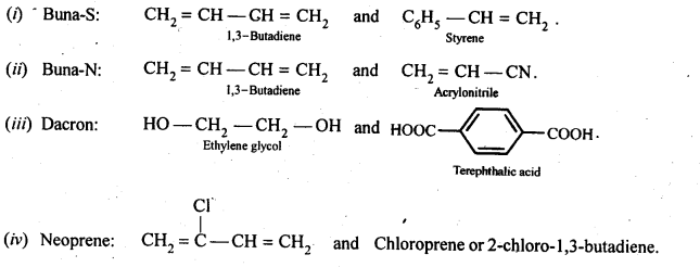 NCERT Solutions For Class 12 Chemistry Chapter 15 Polymers Exercises Q17