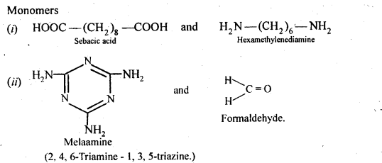 NCERT Solutions For Class 12 Chemistry Chapter 15 Polymers Exercises Q18.1