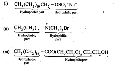 NCERT Solutions For Class 12 Chemistry Chapter 16 Chemistry in Everyday Life Exercises Q27