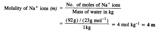 NCERT Solutions For Class 12 Chemistry Chapter 2 Solutions Exercises Q26