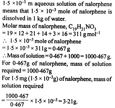 NCERT Solutions For Class 12 Chemistry Chapter 2 Solutions Exercises Q29