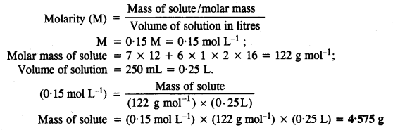 NCERT Solutions For Class 12 Chemistry Chapter 2 Solutions Exercises Q30