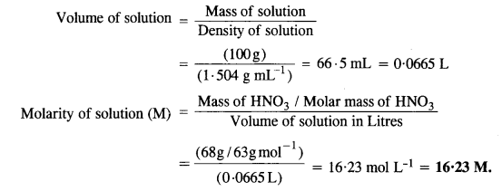 NCERT Solutions For Class 12 Chemistry Chapter 2 Solutions Exercises Q4