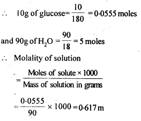 NCERT Solutions For Class 12 Chemistry Chapter 2 Solutions Exercises Q5