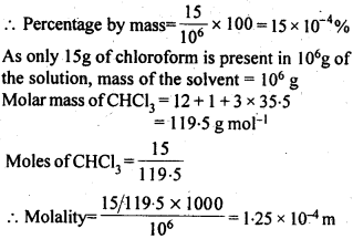 NCERT Solutions For Class 12 Chemistry Chapter 2 Solutions Exercises Q9