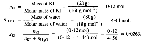 NCERT Solutions For Class 12 Chemistry Chapter 2 Solutions Textbook Questions Q5.2