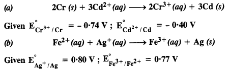 NCERT Solutions For Class 12 Chemistry Chapter 3 Electrochemistry Exercises Q4