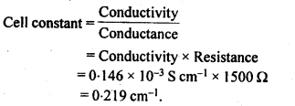 NCERT Solutions For Class 12 Chemistry Chapter 3 Electrochemistry Exercises Q9