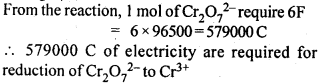 NCERT Solutions For Class 12 Chemistry Chapter 3 Electrochemistry Textbook Questions Q12