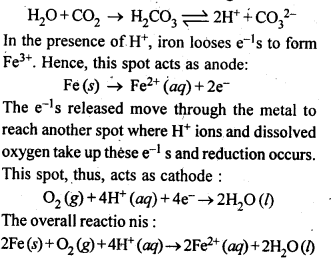 NCERT Solutions For Class 12 Chemistry Chapter 3 Electrochemistry Textbook Questions Q15