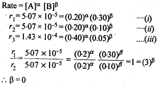 NCERT Solutions For Class 12 Chemistry Chapter 4 Chemical Kinetics Exercises Q10.1