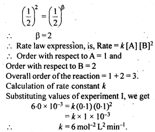 NCERT Solutions For Class 12 Chemistry Chapter 4 Chemical Kinetics Exercises Q11.2