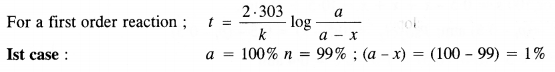 NCERT Solutions For Class 12 Chemistry Chapter 4 Chemical Kinetics Exercises Q18