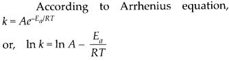 NCERT Solutions For Class 12 Chemistry Chapter 4 Chemical Kinetics Exercises Q27
