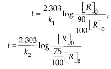 NCERT Solutions For Class 12 Chemistry Chapter 4 Chemical Kinetics Exercises Q29