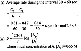 NCERT Solutions For Class 12 Chemistry Chapter 4 Chemical Kinetics Exercises Q8