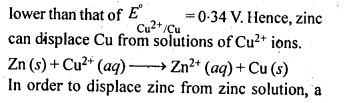 NCERT Solutions For Class 12 Chemistry Chapter 6 General Principles and Processes of Isolation of Elements Exercises Q1.1