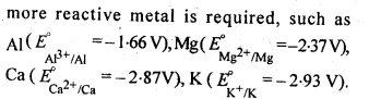 NCERT Solutions For Class 12 Chemistry Chapter 6 General Principles and Processes of Isolation of Elements Exercises Q1.2