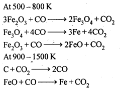 NCERT Solutions For Class 12 Chemistry Chapter 6 General Principles and Processes of Isolation of Elements Exercises Q7