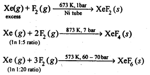 NCERT Solutions For Class 12 Chemistry Chapter 7 The p Block Elements Exercises Q33