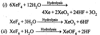 NCERT Solutions For Class 12 Chemistry Chapter 7 The p Block Elements Exercises Q35