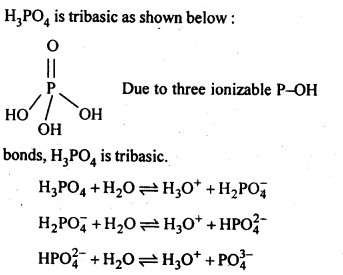 NCERT Solutions For Class 12 Chemistry Chapter 7 The p Block Elements Textbook Questions Q11