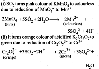 NCERT Solutions For Class 12 Chemistry Chapter 7 The p Block Elements Textbook Questions Q22