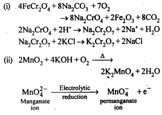 NCERT Solutions For Class 12 Chemistry Chapter 8 The d and f Block Elements Exercises Q26