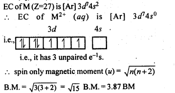 NCERT Solutions For Class 12 Chemistry Chapter 8 The d and f Block Elements Intext Questions Q8