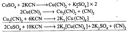 NCERT Solutions For Class 12 Chemistry Chapter 9 Coordination Compounds Exercises Q14