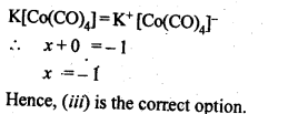 NCERT Solutions For Class 12 Chemistry Chapter 9 Coordination Compounds Exercises Q30