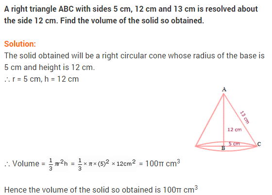 Class 9 Maths NCERT Solutions Chapter 13 Surface Areas and Volumes Ex 13.7 A7