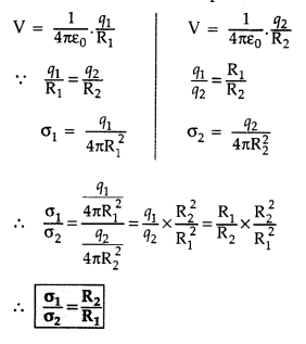 Important Questions for Class 12 Physics Chapter 1 Electric Charges and Fields Class 12 Important Questions 104
