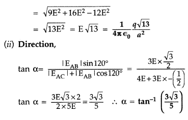 Important Questions for Class 12 Physics Chapter 1 Electric Charges and Fields Class 12 Important Questions 44