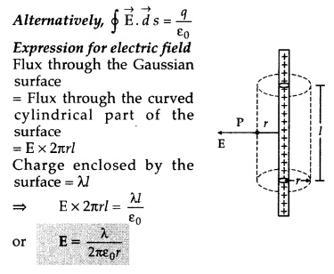 Important Questions for Class 12 Physics Chapter 1 Electric Charges and Fields Class 12 Important Questions 50