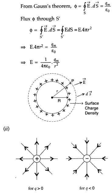 Important Questions for Class 12 Physics Chapter 1 Electric Charges and Fields Class 12 Important Questions 51