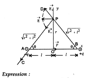 Important Questions for Class 12 Physics Chapter 1 Electric Charges and Fields Class 12 Important Questions 64