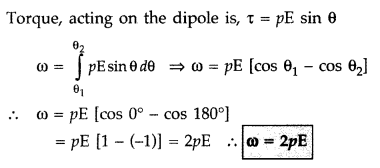 Important Questions for Class 12 Physics Chapter 1 Electric Charges and Fields Class 12 Important Questions 8