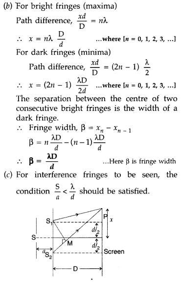Important Questions for Class 12 Physics Chapter 10 Wave Optics Class 12 Important Questions 103