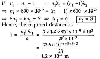 Important Questions for Class 12 Physics Chapter 10 Wave Optics Class 12 Important Questions 113