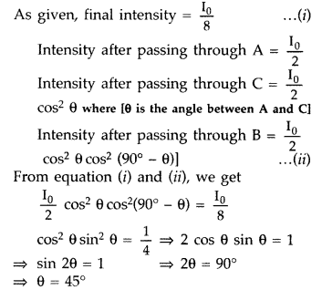 Important Questions for Class 12 Physics Chapter 10 Wave Optics Class 12 Important Questions 114